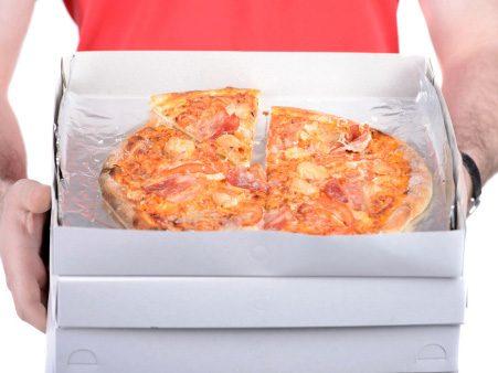 Votre pizza n'est peut-être pas parfaite