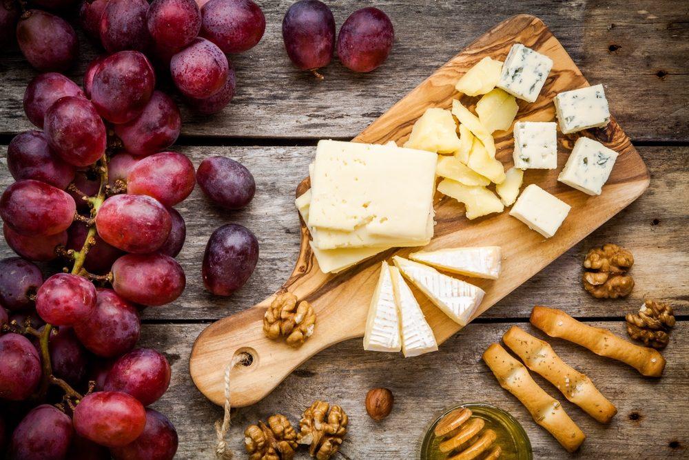 Le fromage est riche en protéines végé