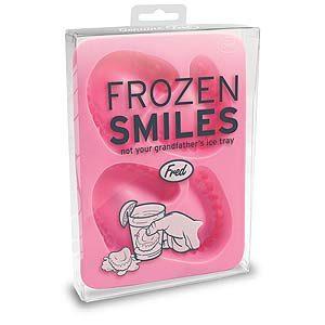 Bacs à glaçons Frozen Smiles