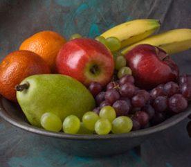 2. Remplissez un bol de fruits
