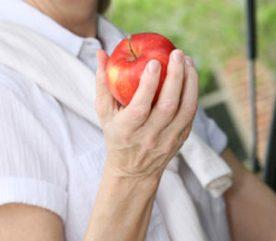 4. Apportez des fruits en voiture