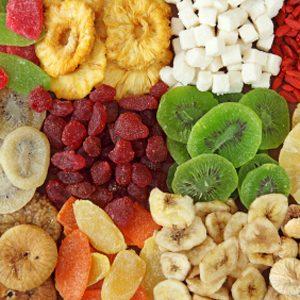 Aliments collants