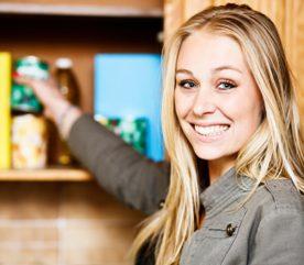 6  stratégies pour organiser votre garde-manger
