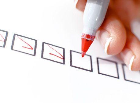 5. Cherchez les critères des garderies