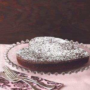 5.Gâteau au chocolat et aux pois chiches sans gluten