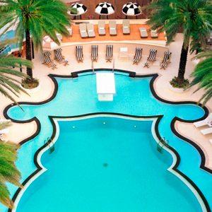 6. L'hôtel Raleigh de Miami