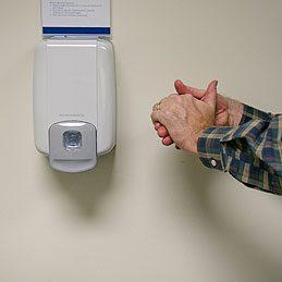 La guerre contre les germes