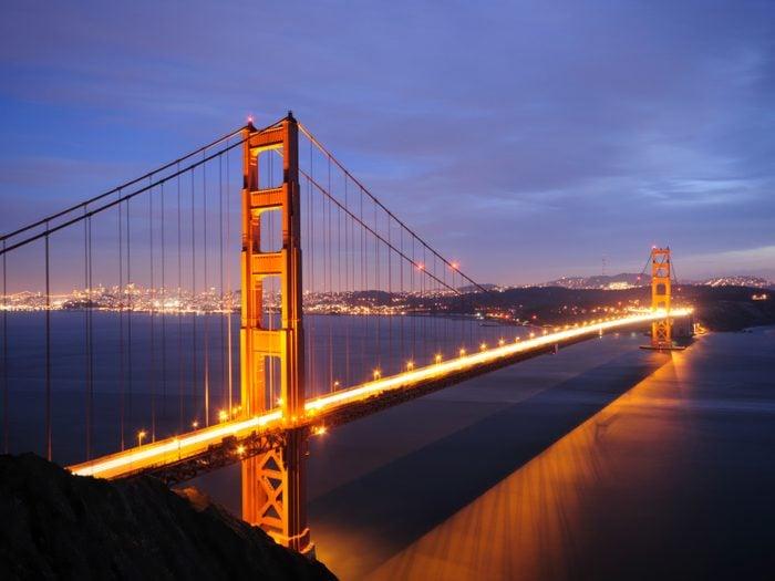 Le Golden Gate
