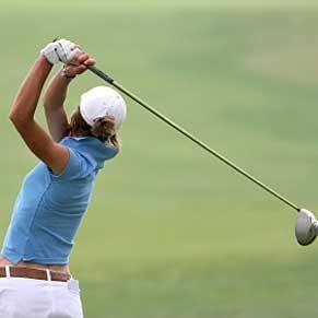 Préparation au golf