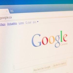 3.Évitez Google