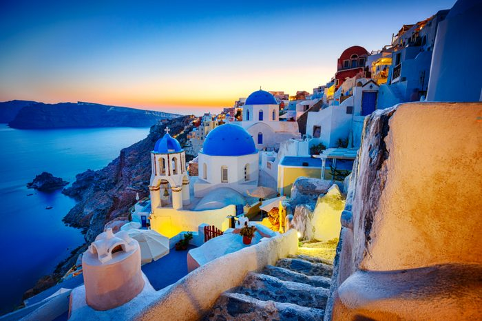 9. En Grèce, gardez votre pantalon