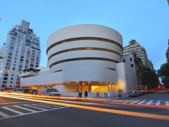 9. Le musée Guggenheim: un musée new-yorkais à couper le souffle