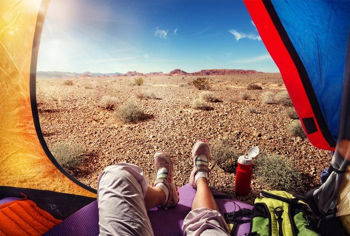 Comment choisir un terrain de camping ?