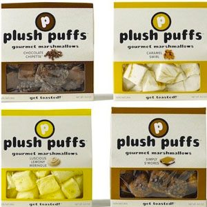 3. Les guimauves Gourmet Marshmallows