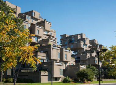 Habitat 67 - Montréal, Canada