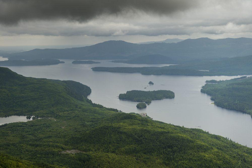Le «bout du monde»: la pointe de Haida Gwaii