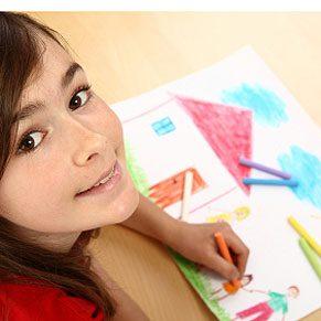 Conserver les dessins d'enfants
