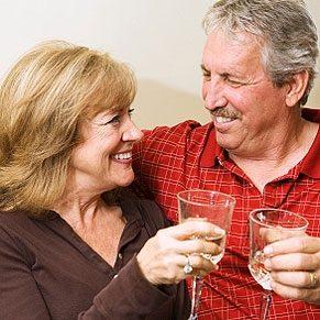L'alcool aide à faire l'amour
