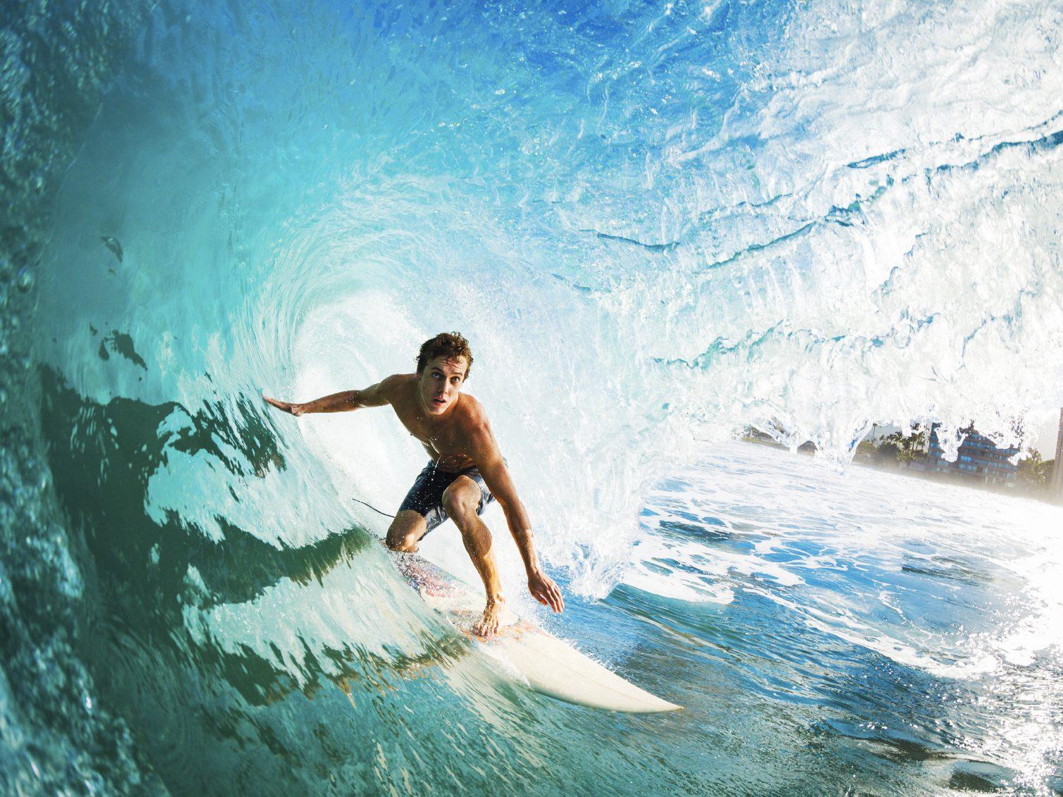 3. C'est le berceau du surf