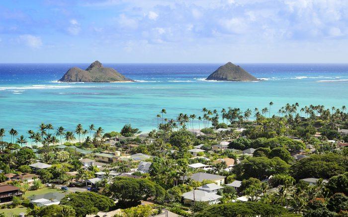 Hawaï.