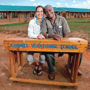 Le geste qui compte: l'école de l'espoir