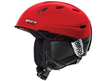 1. Casque de ski Transport de Smith - 130$