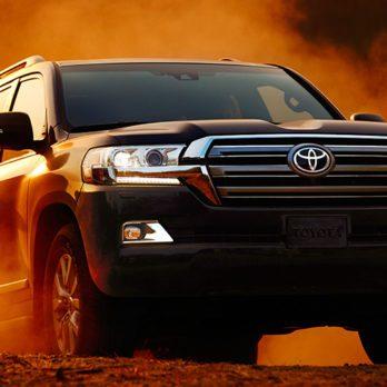 Toyota prend le marché d'assaut avec son FJ Cruiser