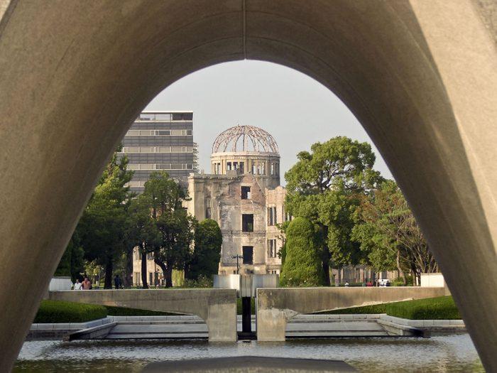 Le Mémorial de la Paix d'Hiroshima