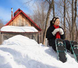 Premier attrait touristique au Québec en hiver: amusez-vous dans un décor hivernal féerique