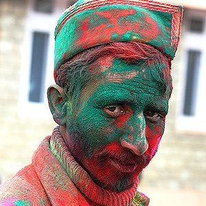 6. Holi, Inde