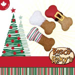 Friandises pour chiens, Bosco and Roxy's