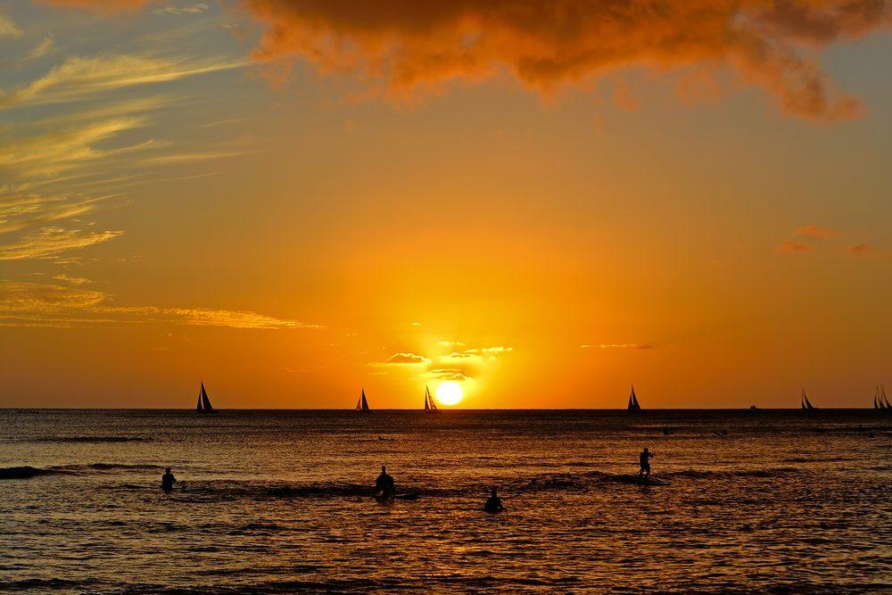 Honolulu, Hawaï.