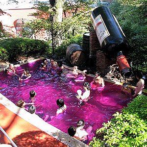 Le Yunessun Spa Resort, au Japon