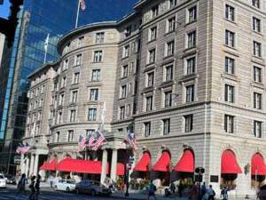 Les Hôtels de Back Bay sont parfaits pour la famille à Boston