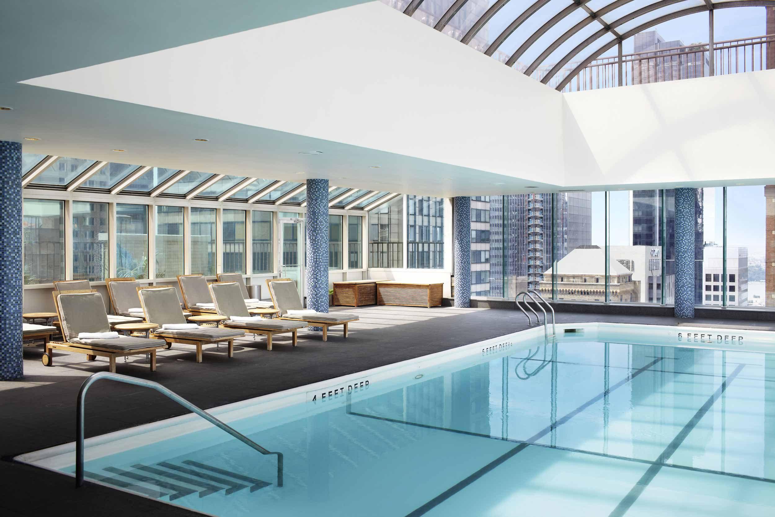 10. Dormez dans des hôtels pour la famille à Manhattan
