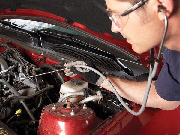 Diagnostiquez les problèmes de votre voiture à l'aide d'un stéthoscope