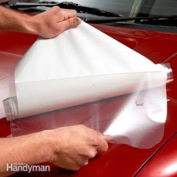 Comment protéger la peinture de votre auto?