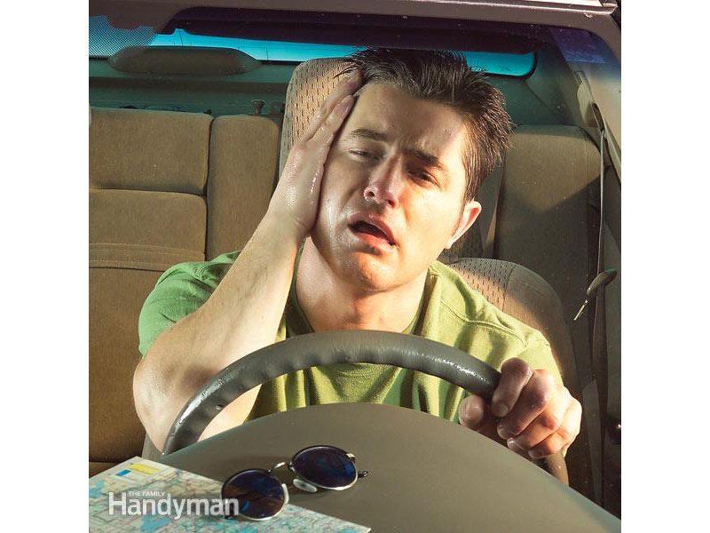 De l'air pur dans votre voiture