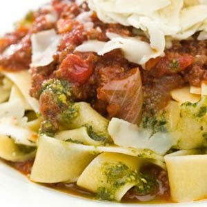 6. Pappardelle