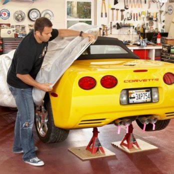 Comment entreposer votre voiture de sport ou de collection