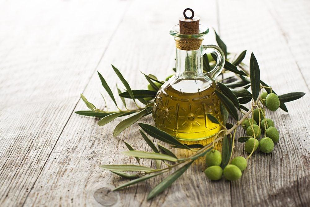 L'huile d'olive est un superaliment savoureux