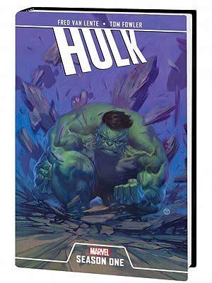Livres des héros de Marvel, première saison