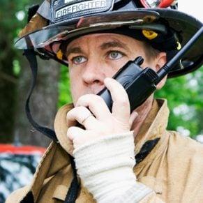 Les pompiers canadiens veillent sur vous