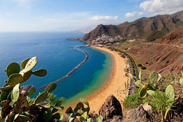 Île Canaries.
