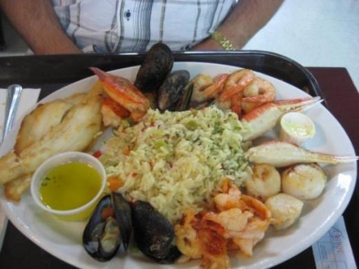 La meilleure cuisine: îles de la Madeleine