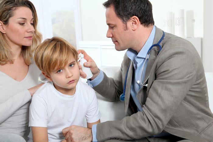 10. Les infections de l'oreille peuvent affecter le sens du goût