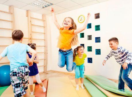 12. Observez le comportement des enfants