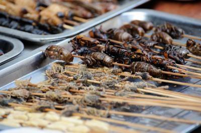 Les insectes, superaliments du futur?