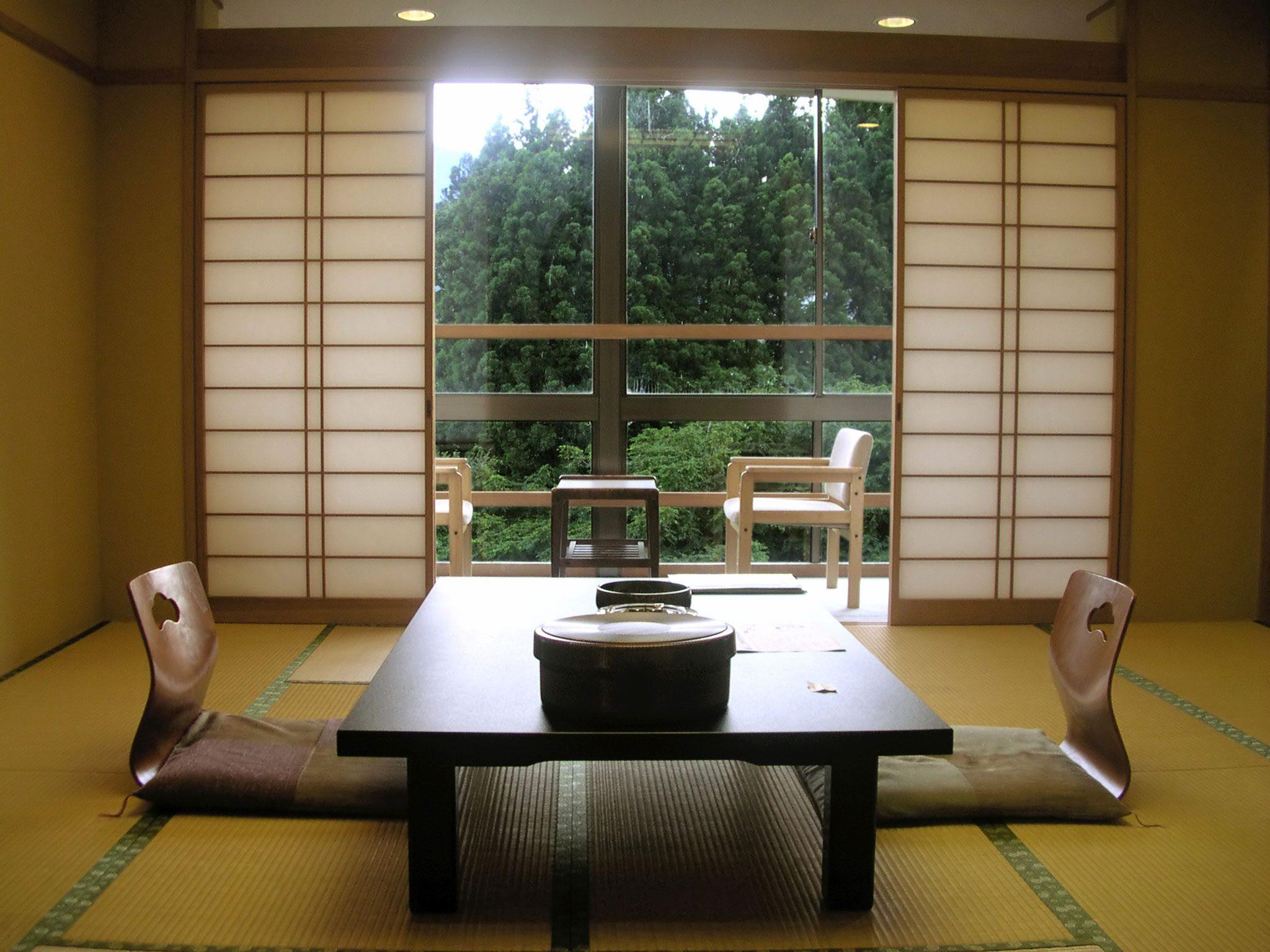 Loger dans une auberge traditionnelle japonaise