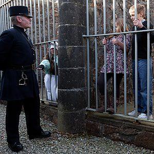 5. La prison d'Inveraray, en Écosse